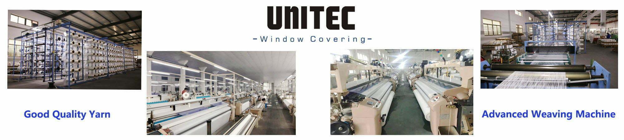 Fabricación y Tecnología y Innovación y Diseño Diseño y fabricación de tela para persianas de ventanas desde 2002, necesita un fabricante líder profesional para ser su proveedor.