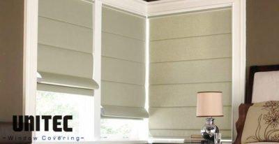 Los tipos de cortinas persianas para sala