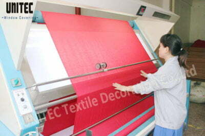 Fábrica de telas para cortinas