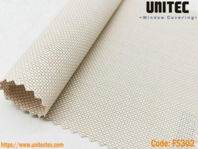 La tela para Cortinas roller screen fibra de vidrio 5%