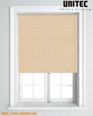 cortinas enrollables screen beige